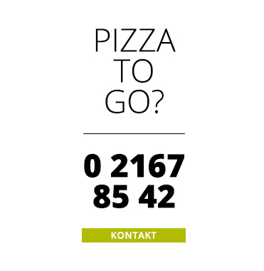 Pizza to go? - Kontakt